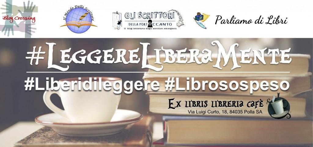 #LeggereLiberaMente